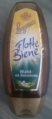 Flotte Biene Wald- mit Blütenhonig - Product