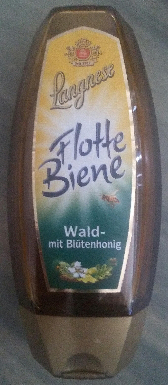 Flotte Biene Wald- mit Blütenhonig - Product - de