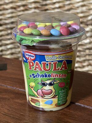 Paula + Schokolinsen - Product - de