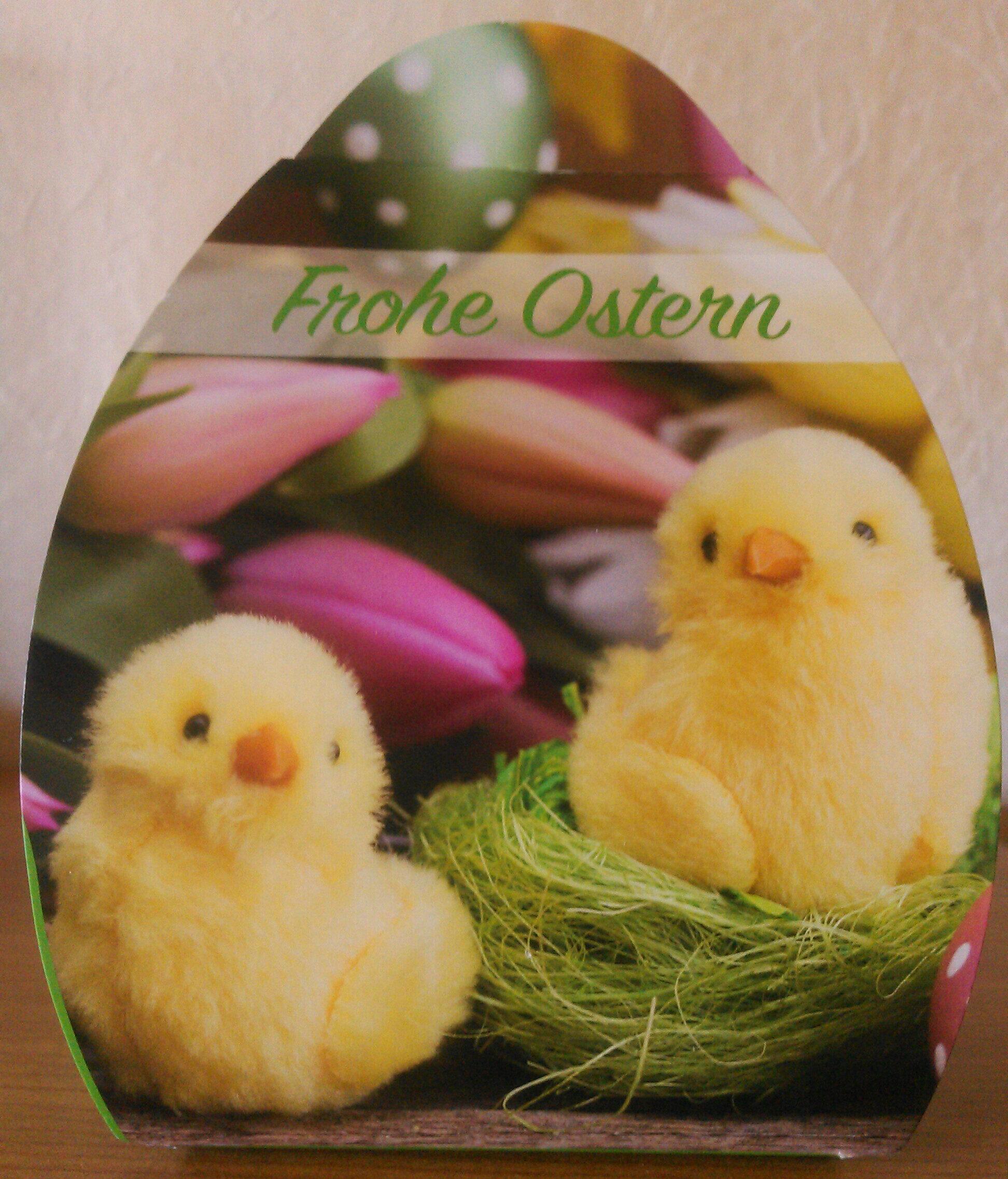 Frohe Ostern - Produit