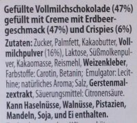 Frohe Ostern - Ingredients - de