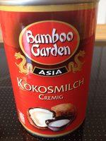 Kokosmilch cremig - Produit - fr