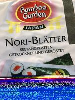 Nori-Blätter - Produit - de