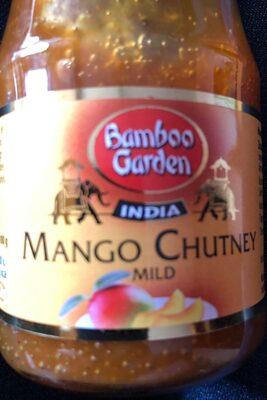 Mango Chutney mild - Produit - de