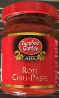 Rote Chili-Paste - Produit - de