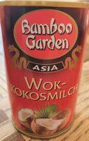 Wok-Kokosmilch - Produit - de