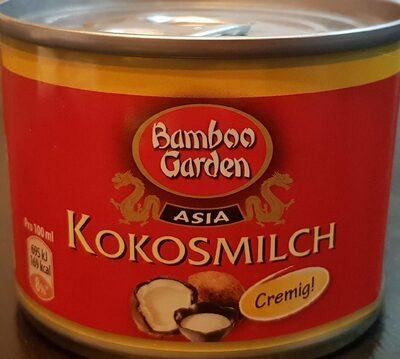 Kokosmilch - Produit - de