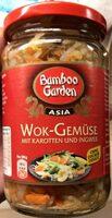 Wok-Gemüse - Produit - de