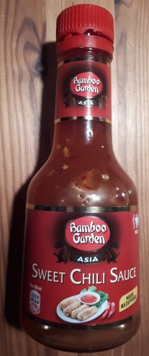 Sweet Chili Sauce - Produit - en
