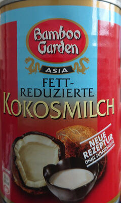 Fettreduzierte Kokosmilch - Produit - de