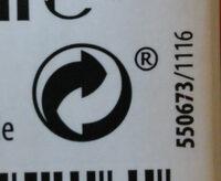 Kokosmilch - Instruction de recyclage et/ou informations d'emballage - de