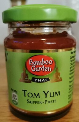 Tom Yum Suppen-Paste - Produit - de