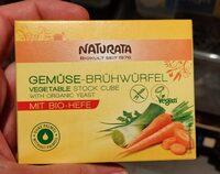 Gemüse-Brühwürfel - Produit