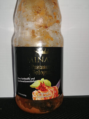 Pastasauce Bolognese - Product