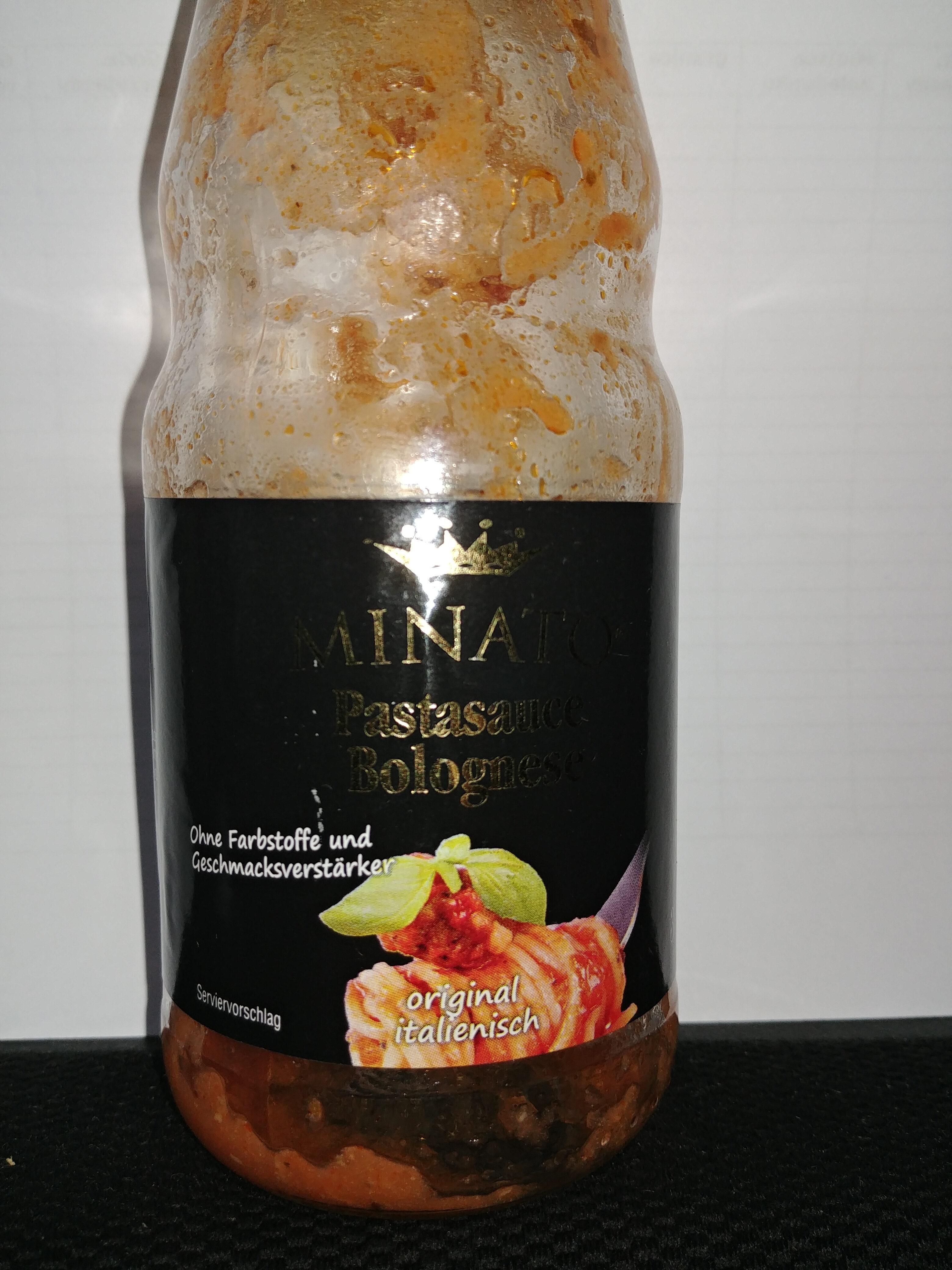 Pastasauce Bolognese - Product - de