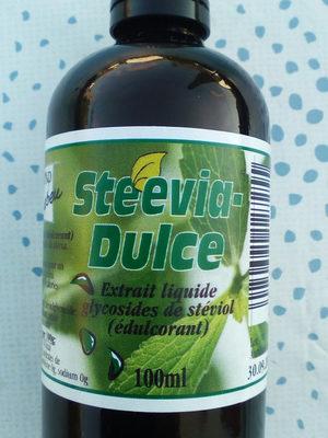 Stévia Gesund Leben Stevia Liquide - Extrait Sans Alcool 100 ml - Product - fr