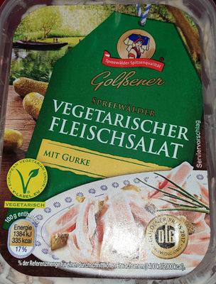Spreewälder Vegetarischer Fleischsalat - Product