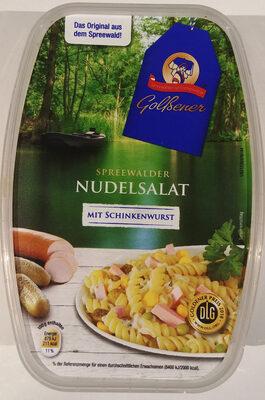 Spreewälder Nudelsalat mit Schinkenwurst - Product