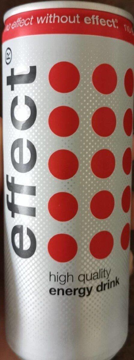Effect energy drink - Produit - de