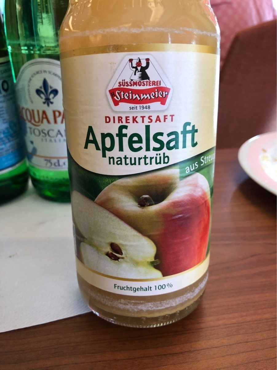 Apfelsaft - Produit - fr