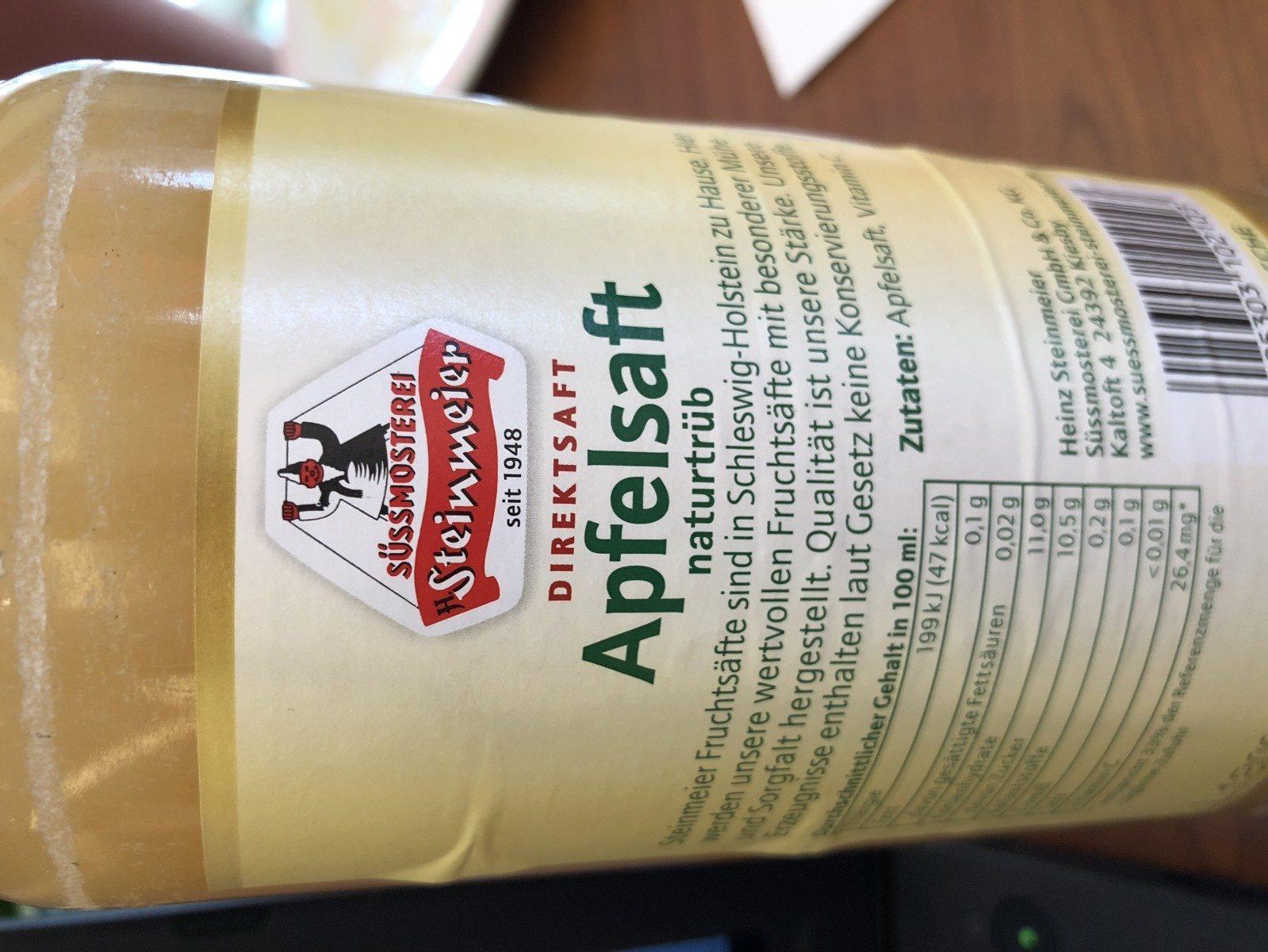 Apfelsaft - Ingrédients - fr