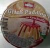 Grieß Pudding mit Kirschsoße - Produkt