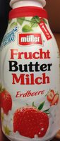 Frucht Butter Milch, Erdbeere - Produit
