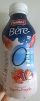 Drink a base di yogurt alla fragola - Product