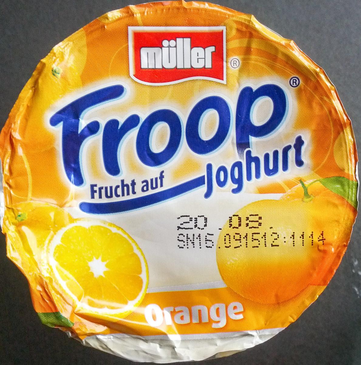 Froop Orange - Product - de
