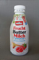 Frucht Butter Milch - Product - de