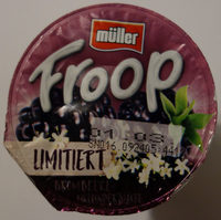 Froop Brombeere Holunderblüte - Product