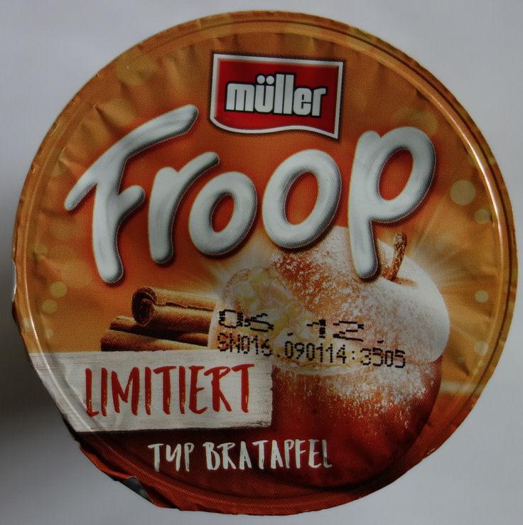 Froop Typ Bratapfel - Produit
