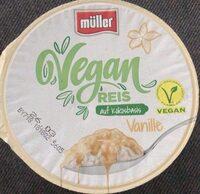 Veganreis Vanille - Produkt - de
