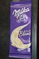 White Chocolate Bar - Produit - fr