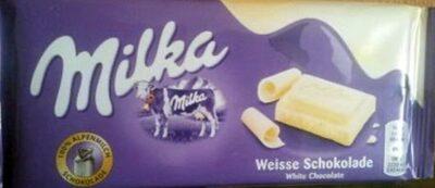 Weiße Schokolade - Produkt - pl