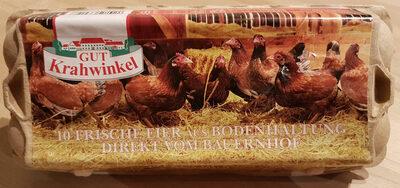 Eier aus Bodenhaltung - Produkt - de