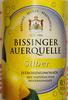 Bissinger Auerquelle Silber - Produkt