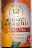 Bissinger Auerquelle Cola-Mix - Product