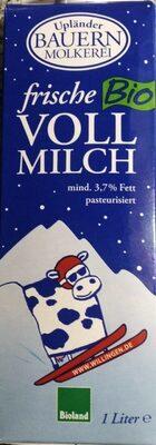 Bioland Vollmilch, Milch - Produit - fr