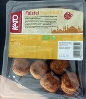 Falafel SnackBalls - Produkt - de