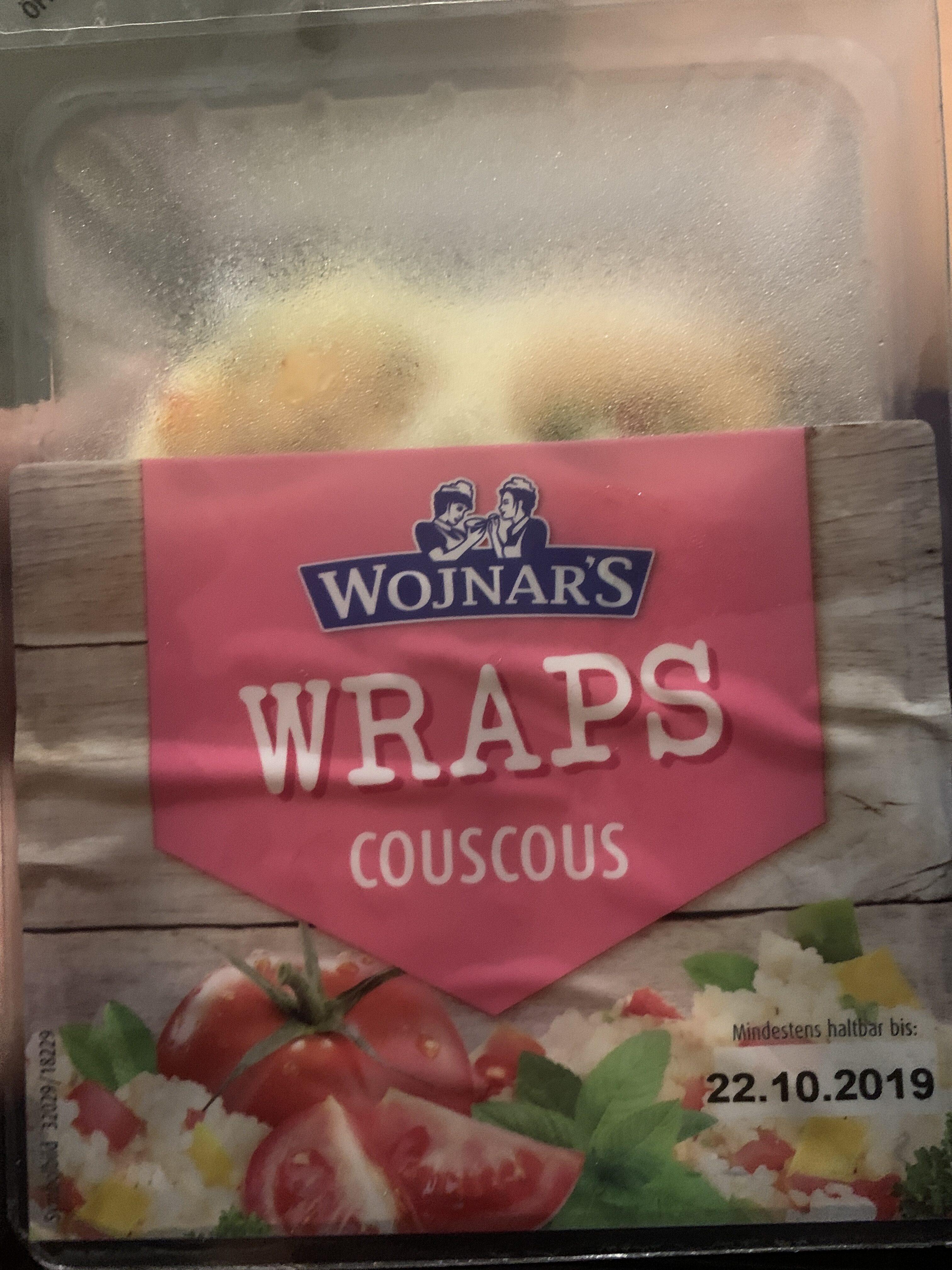 Wraps Couscous - Product