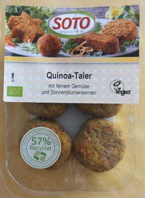 Quinoa-Taler - Produit - de