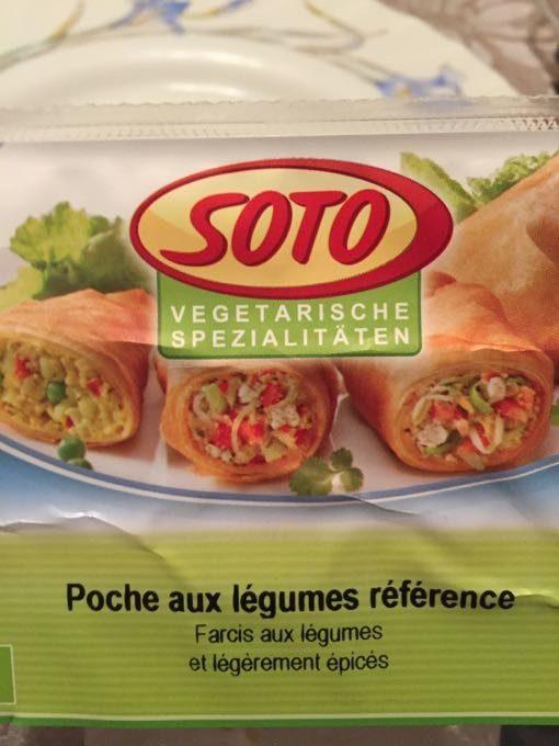 Poche Aux Legumes - Produit - fr