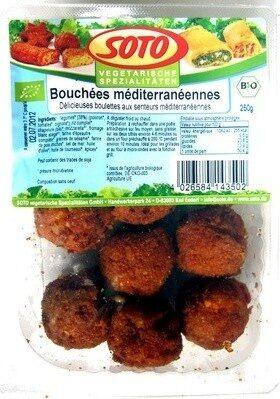 bouchées  méditerranéennes - Product - fr