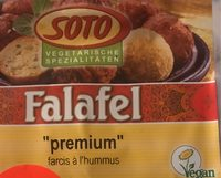 Falafel premium farcis à l'hummus - Product
