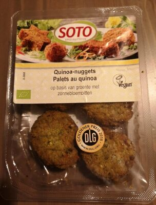 Quinoa nuggets - Product - fr
