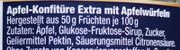 Gold-Apfel - Ingrediënten - de