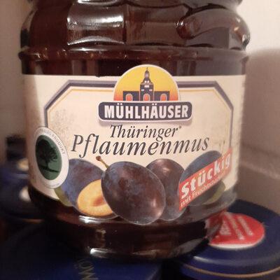 Thüringer Pflaumenmus - Product - de