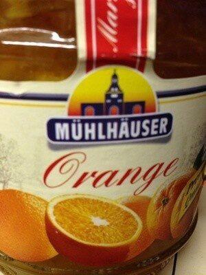 Orangen-Bitterorangen-Marmelade - Product - de