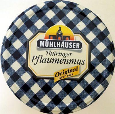 Pflaumenmus - Product - en